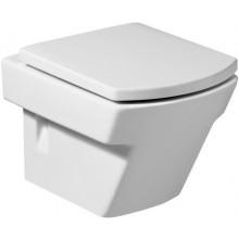 ROCA HALL závesné WC 355x500mm hlboké splachovanie, vodorovný odpad, biela 7346627000