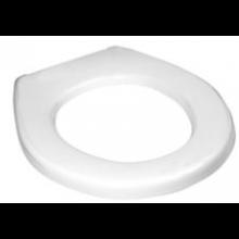 JIKA BABY WC sedátko bez poklopu, duroplastové s plastovými úchytkami, zelená 8.9703.7.323.000.1