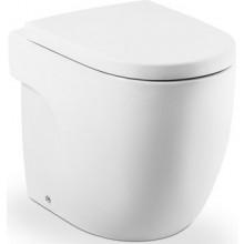 ROCA MERIDIAN samostatne stojace WC kapotované Compact 360x400mm hlboké splachovanie, vario odpad, biela 7347247000