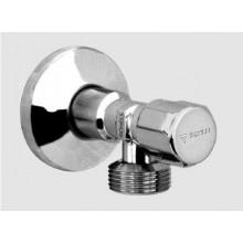 SCHELL COMFORT práčkový ventil DN15, regulačný, chróm