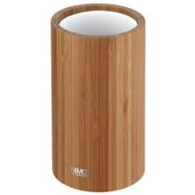 NIMCO NIBU pohárik na kefky 70x70x118mm bambus