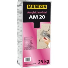 MUREXIN AM 20 malta vyrovnávacia 25kg, špeciálna, rýchlotuhnúca