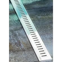 RAVAK ZEBRA 750 podlahový žľab 744x53x12mm s nerezovou mriežkou
