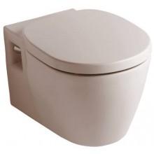 CONCEPT CUBE závesné WC 360x540mm s hlbokým splachovaním, vodorovný odpad, biela alpin E785001
