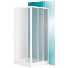 ROLTECHNIK SANIPRO LD3/800 sprchové dvere 800x1800mm posuvné, biela/damp