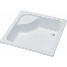 KOLO sprchová vanička 90x90cm, štvorcová, hlboká, biela