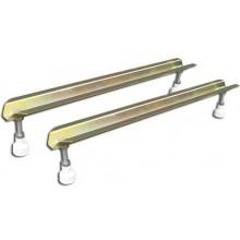 RAVAK BASE 90 univerzálne nožičky 650mm pre vaničky B2F0000002