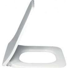 VILLEROY & BOCH VERITY LINE WC sedátko s poklopom, biela Alpin, duraplast