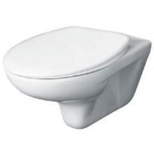 EASY závesné WC 355x520mm vodorovný odpad, biela 8.2039.6.000.243.5