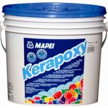 MAPEI KERAPOXY škárovacia hmota 5kg, dvojzložková, epoxidová, 120 čierna