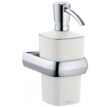 KEUCO PALAIS dávkovač 250ml na mydlo, nástenný, chróm / porcelán