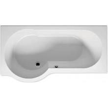RIHO DORADO BA81 vaňa 170x90x47,5cm, asymetrická, ľavá, akrylátová, biela