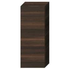 JIKA CUBITO-N stredná plytká skrinka 320x150x810mm, 1 dvere pravé, tmavá borovica