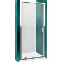 ROLTECHNIK LEGA LINE LLDO1/900 sprchové dvere 900x1900mm jednokrídlové na inštaláciu do niky, rámové, brillant/transparent