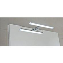 JIKA CLEAR GEMMA 280 osvetlenie 280x90x50mm, nad zrkadlo, kov