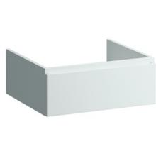 LAUFEN CASE zásuvkový element 595x520x230mm, s 1 zásuvkou, so systémom SoftClose, biela