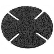 ALLIQ PEDALL podložka 3mm, na hlavu terča, guma