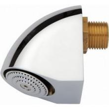 AZP BRNO SP 5 sprchové ramienko 43x77,467,5mm, naklápacie, chróm