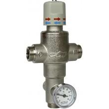 """SANELA SLT08 ventil 1"""", termostatický, zmiešavacie"""