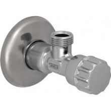 "SANELA SLR 54 rohový ventil 1/2""x3/8"", s rozetou, vretenový"