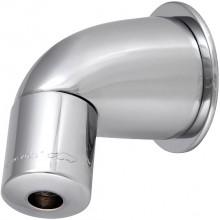 SANELA SLA39 sprchový výtok 44x70mm, antivandal, mosadz, chróm
