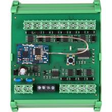 SANELA SLZA 15 rozdeľovač ventilov 24V DC, na DIN lištu