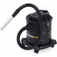 HS FLAMINGO POWERPLUS POWX308 vysavač popela 20l, 1200W, s motorem, černá