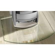 HAAS+SOHN FORMAT E sklo pod kachle 1000x1000mm