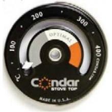 LIENBACHER teplomer na meranie povrchovej teploty kachlí, magnetický