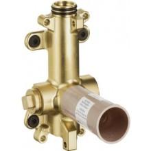 """HANSGROHE AXOR SHOWERCOLLECTION základné teleso G1/2""""xG3/4"""", pre uzatvárací ventil, s podomietkovú inštaláciou"""
