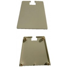 BAXI čelné krytky pre SPE450, 2ks, biela
