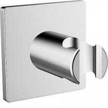 HANSA DESIGNO nástenný držiak sprchy 75x75mm, chróm