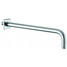 KLUDI A-QA sprchové rameno 400mm, DN15, vývod 428mm, pre hlavovú sprchu, chróm