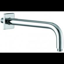 KLUDI A-QA sprchové rameno 250mm, DN15 pre hlavovú sprchu, chróm