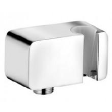 KLUDI A-QA pripojovacie kolienko DN15, s držiakom sprchy, chróm