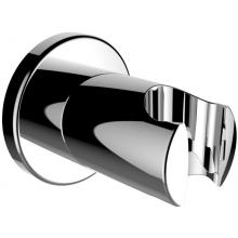 LAUFEN TWIN nástenný držiak 51,5x52mm, pre ručnú sprchu, pevný, chróm