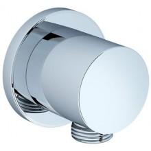 RAVAK 701.00 stenový vývod sprchy 60x51mm, chróm