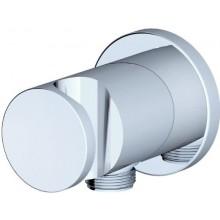 RAVAK 706.00 stenový vývod 60x70mm, s držiakom sprchy, chróm