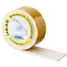 OTTO HAAS vaňová nárazová páska 50x4x3300mm PE, biela