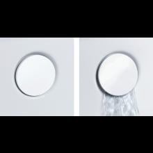 KALDEWEI 5875 napúšťanie vane - vodopád, biela