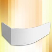ROTH ACTIVA 160 čelný panel 1600mm, krycí, akrylátový, biela