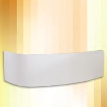 ROTH HARMONIA 160 čelný panel 1600mm, krycí, akrylátový, biela