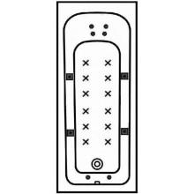 CONCEPT 3 hydromasážny systém