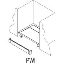 SANSWISS PWII panel 900mm, predný, biela