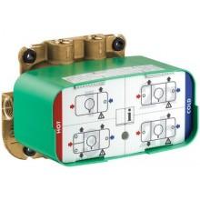 """AXOR ONE základné teleso G1/2"""", pre podomietkový termostat"""