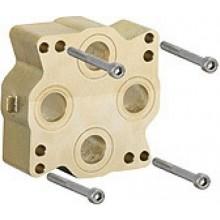 KLUDI predĺženie 30mm, pre podomietkové teleso FLEXX.BOXX, mosadz