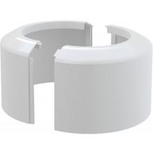 CONCEPT WC rozeta 110mm veľká, biela