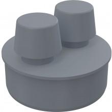 CONCEPT privzdušňovacia hlavica pr.110mm, polypropylén