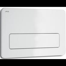JIKA PL3 tlačítko Single Flush 250x10x150mm, biela 8.9365.8.000.000.1