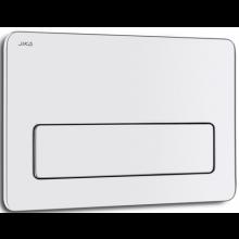 JIKA PL3 ovládacie tlačidlo 250x10x160mm, Single Flush, lesklý chróm